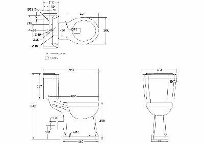 Монтаж на тоалетна чиния и моноблок на топ цени в София